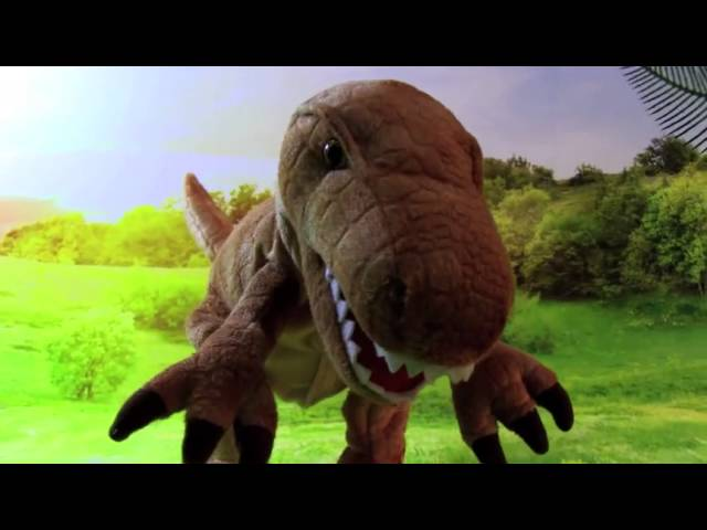 Chantilly Lane Dinosaurs - Record-a-Saurus