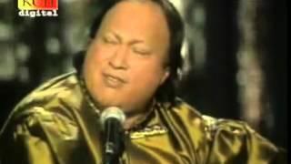 Nusrat Fateh Ali Khan....Zulf Ko sawan ka Bdl Kehnay Lagay