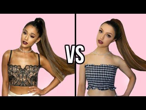 I Tried Ariana Grande s Hair for a Week