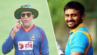 Shahriar Nafees der asha dilen Bangladesh coach