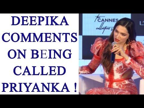 Xxx Mp4 Deepika Padukone Slams Foreign Media On Calling Her Priyanka Chopra Watch Video FilmiBeat 3gp Sex