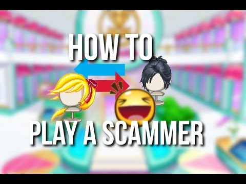 Fantage How to Play a Scammer