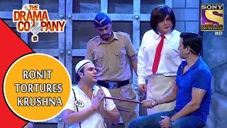 Ronit Roy Tortures Krushna | The Drama Company