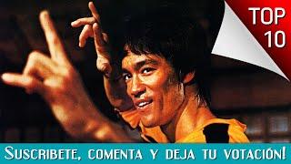 Las 10 Mejores Peliculas De Bruce Lee