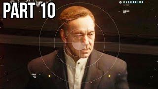 Call of Duty Advanced Warfare Gameplay Walkthrough - Part 10 - Mission 8: Sentinel (PS4 1080p HD)