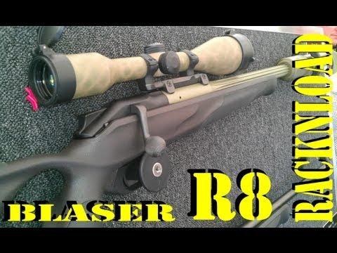 BLASER R8 RIFLE by RACKNLOAD
