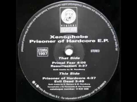 Xenophobe - Prisoner Of Hardcore