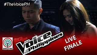 The Voice of the Philippines Season 2 Grand Winner: Jason Dy by Team Sarah (Season 2)