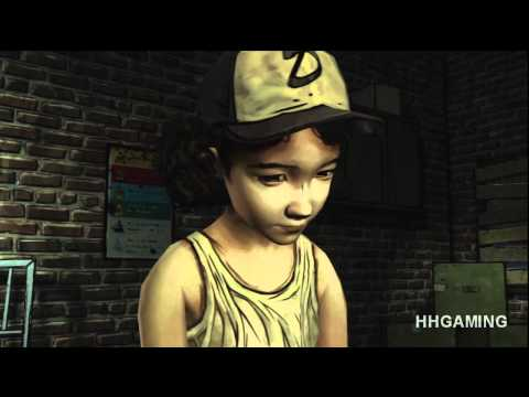 The Walking Dead Game - episode 1 walkthrough no commentary Full Episode  Gameplay