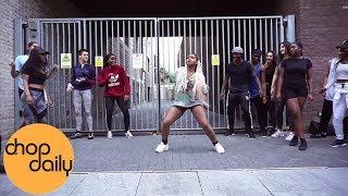 Gracious K - Just Flex (Dance Class Video) | Zinny Choreography | Chop Daily