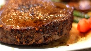 ستيك اللحم بالفرن بطريقة سهلة وسريعة Best Oven Roasted Steak Recipe