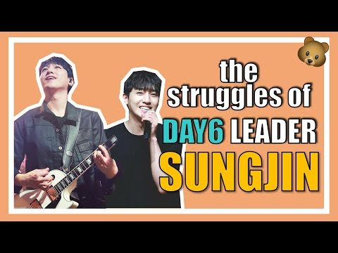 WHAT IS IT LIKE BEING A DAY6 LEADER | #HappySungjinDay