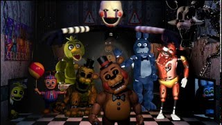 The Best Five Nights At Freddy's Songs! (part 1) 3 HOURS