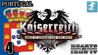 FRENCH AVOID SURRENDER [4] Portugal - Kaiserreich Mod - Hearts of Iron IV HOI4 Paradox