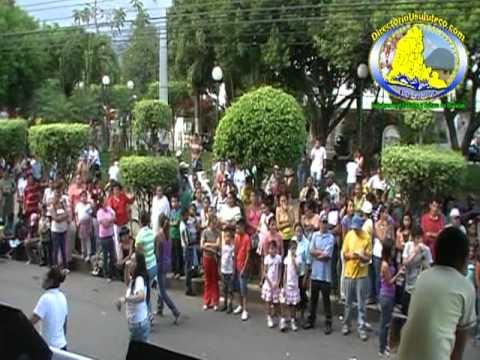 Fiestas Patronales de Usulutan 2010. Desfile del Correo
