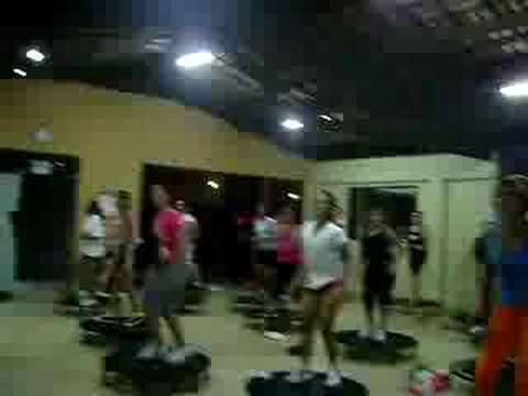 Aula 29 de Jump Fit na Academia em Fortaleza CE