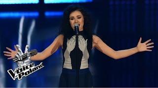 """The Voice of Poland VII – Katarzyna Góras – """"Alive"""" – Półfinał"""