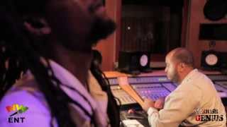 Jah Cure - Wake Up [Official Viral In-Studio Video]
