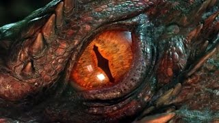 The Hobbit: Beautiful voice of the dragon (REVENGE)