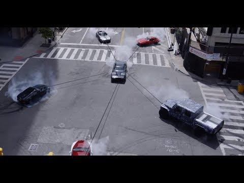 Xxx Mp4 Fast And Furious 8 1 Vs 5 Car Scene FHD The Fate Of Furious 3gp Sex