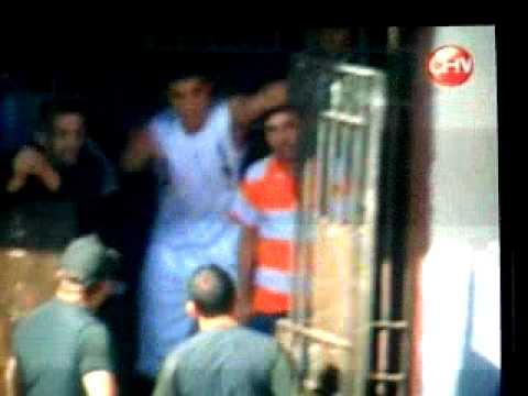 Ovalo penitenciaria CHILE