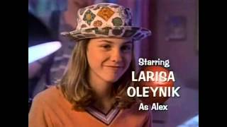 El mundo secreto de Alex Mack - Intro (Series 90s)
