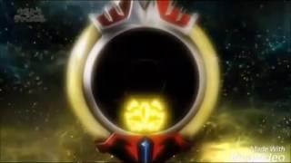 rinton de Ultraman Orb Original Form Transformation