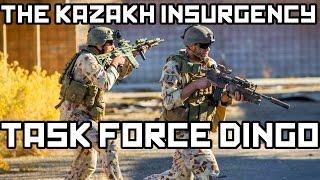 Milsim West The Kazakh Insurgency: Task Force Dingo (KWA RM4A1 ERG)