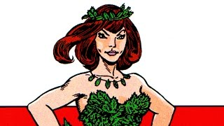Comic Review: Poison Ivy's First Appearance