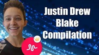 best justin drew blake musically compilation