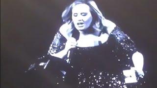 Watch Adele SLAY Beyonce