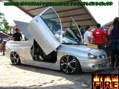 Carros tunados e som automotivo 2