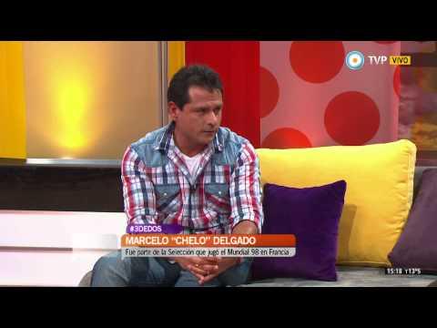 Vivo en Arg Mundial Marcelo Chelo Delgado