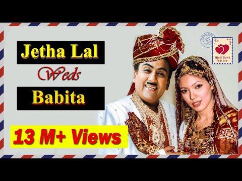 Xxx Mp4 TMKOC II SAB TV II जेठा लाल की होगी बबीता से शादी Jetha Lal Will Be Married To Babita 3gp Sex