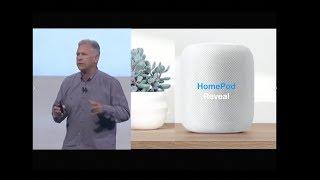 HomePod || Full announcement