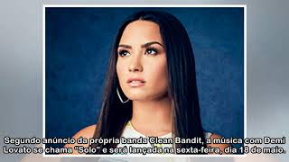 Clean Bandit revela capa e data de lançamento de sua parceria com Demi Lovato