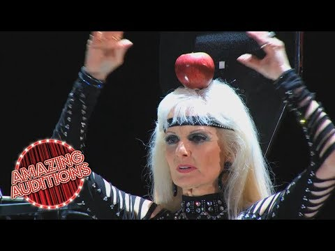 America's Got Talent 2015 - Most Dangerous Acts of the Year - Part 3