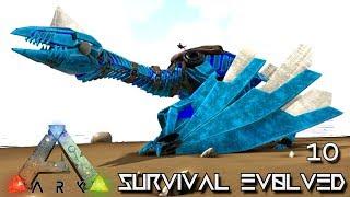 ARK: SURVIVAL EVOLVED - TEK QUETZ TAMING !!! E10 (MOD ANNUNAKI PROMETHEUS RAGNAROK)