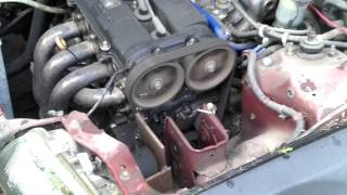 '89 Honda Civic ZC1 DOHC