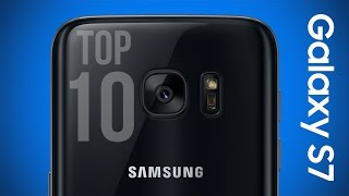 Top 10 Galaxy S7 and S7 Edge New Features!
