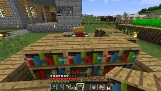 Minecraft - MineCrew #3: آلة التطوير الجديدة