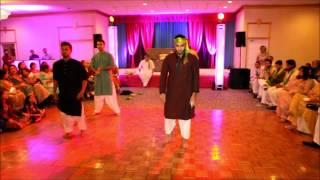 Alina and Imran's Mehndi - Part 1: The Homies