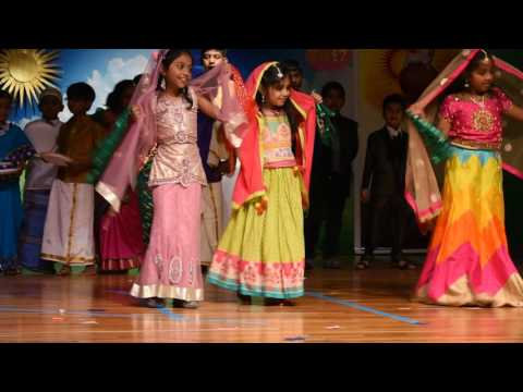 San Antonio Tamil School Pongal Celebration 2017