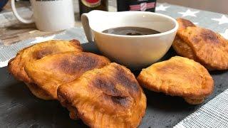 Pulled Pork Empanadas - english Grill- and BBQ-Recipe - 0815BBQ