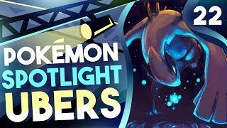 """POKEMON SPOTLIGHT: LUGIA"" #22 Pokemon Ultra Sun & Moon! Ubers Showdown Live w/PokeaimMD"