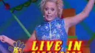 Hi-5 Circus Stage show commercial