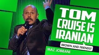 """Tom Cruise Is Iranian"" | Maz Jobrani - Brown & Friendly"
