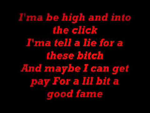 Lyrical son ft mc kresha and Noga - Soulja me TEXT (lyrics) NREW 2011