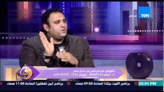 """عسل أبيض - """"أكرم حسني"""" يحكي لأول مرة تفاصيل تحويله من ضابط بالداخلية إلى مذيع راديو وإعلامي"""
