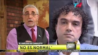 Cámara del Crimen (21/05/2016) Bloque 1